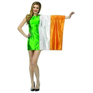 NWT Rasta Imposta Flag Dress Ireland